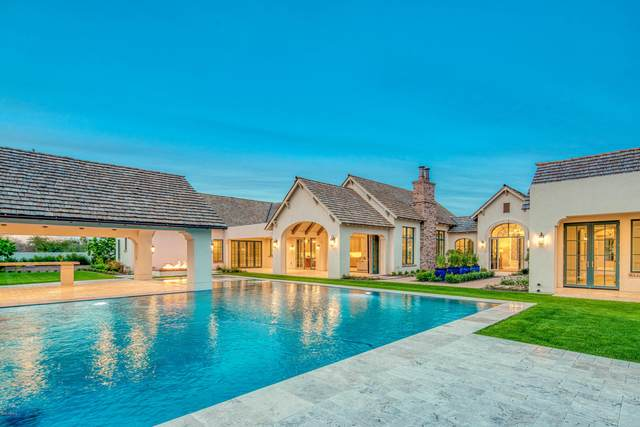 8620 N Avenida Del Sol, Paradise Valley, AZ 85253 (MLS #6061927) :: Riddle Realty Group - Keller Williams Arizona Realty