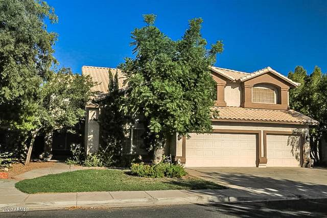 223 S Sandstone Street, Gilbert, AZ 85296 (MLS #6061946) :: The Laughton Team