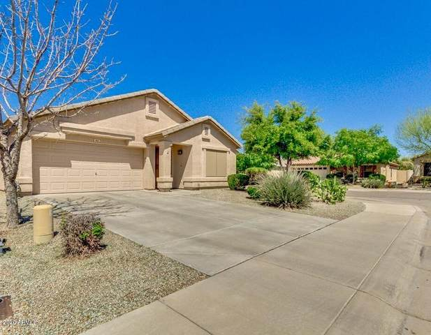 46 W Diamond Trail, San Tan Valley, AZ 85143 (MLS #6061953) :: Kepple Real Estate Group