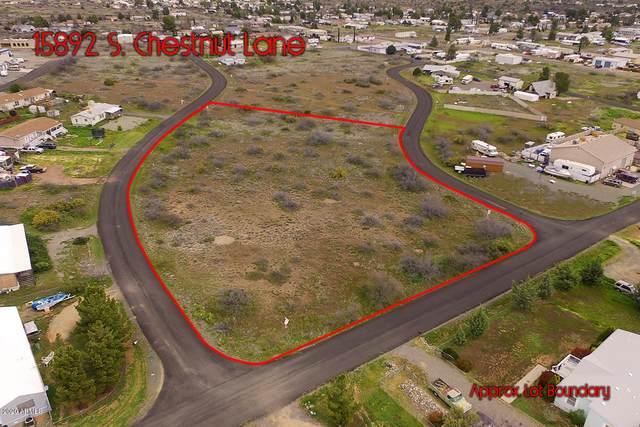 15892 S Chestnut Lane, Mayer, AZ 86333 (MLS #6061957) :: The Daniel Montez Real Estate Group