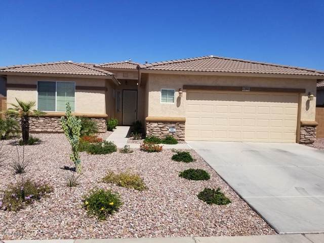 7412 W Darrow Street, Laveen, AZ 85339 (MLS #6061983) :: Kortright Group - West USA Realty