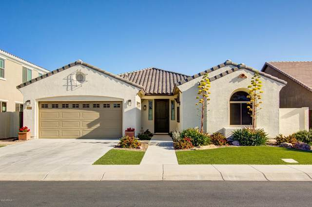 2842 E Virginia Street, Mesa, AZ 85213 (MLS #6061987) :: Conway Real Estate