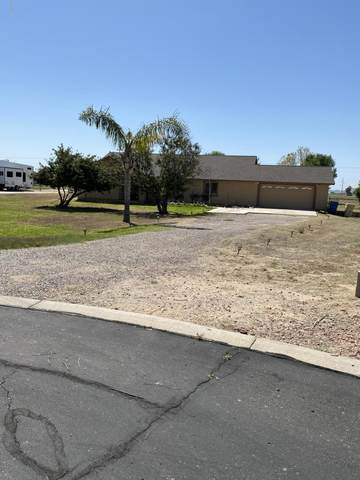 25437 W Pueblo Avenue W, Buckeye, AZ 85326 (MLS #6061988) :: The W Group