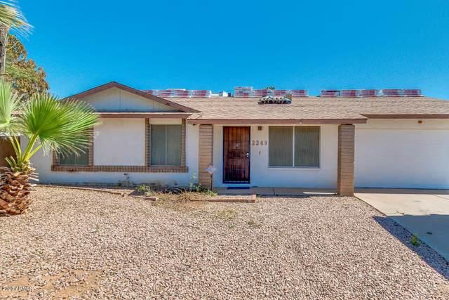 2249 S Emerson, Mesa, AZ 85210 (MLS #6061989) :: The Laughton Team