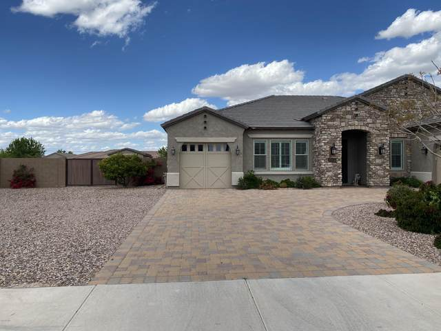 22250 E Camacho Road, Queen Creek, AZ 85142 (MLS #6061993) :: The Ramsey Team