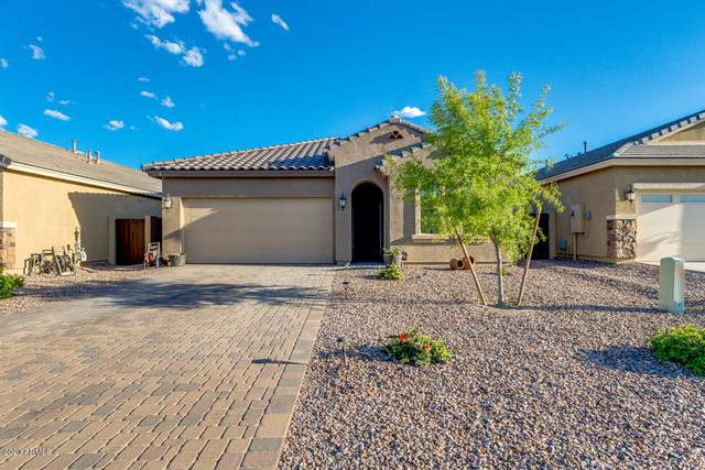 643 E Blossom Road, San Tan Valley, AZ 85143 (MLS #6062000) :: Yost Realty Group at RE/MAX Casa Grande