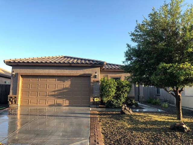 10765 W Yearling Road, Peoria, AZ 85383 (MLS #6062015) :: The Laughton Team