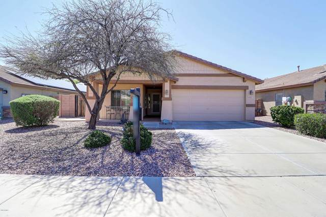 16201 W Mauna Loa Lane, Surprise, AZ 85379 (MLS #6062016) :: Conway Real Estate