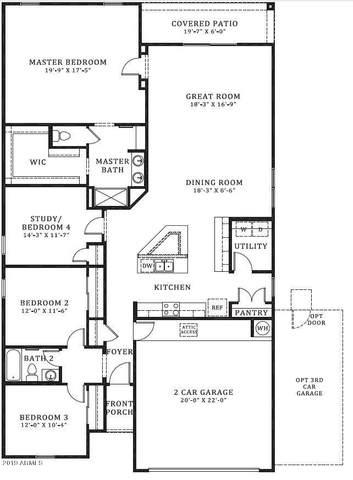 10458 E Lupine Lane, Florence, AZ 85132 (MLS #6062018) :: Conway Real Estate
