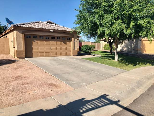 8738 W Manzanita Drive, Peoria, AZ 85345 (MLS #6062023) :: The Laughton Team