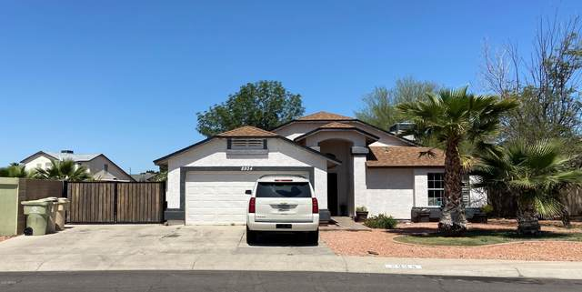 8934 W Stella Avenue, Glendale, AZ 85305 (MLS #6062038) :: The Laughton Team