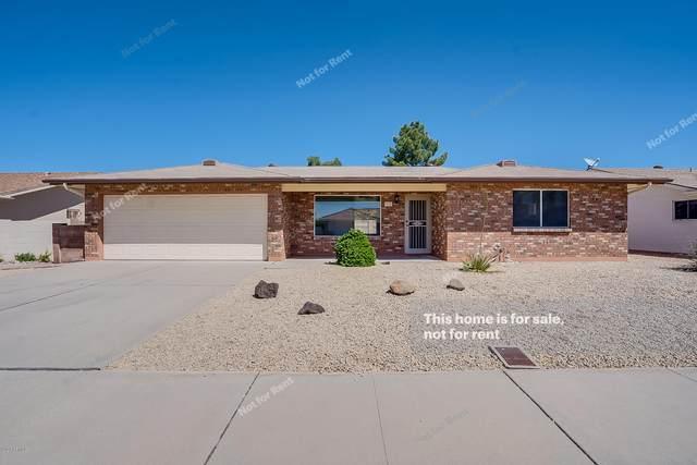 8112 E Milagro Avenue, Mesa, AZ 85209 (MLS #6062046) :: Homehelper Consultants