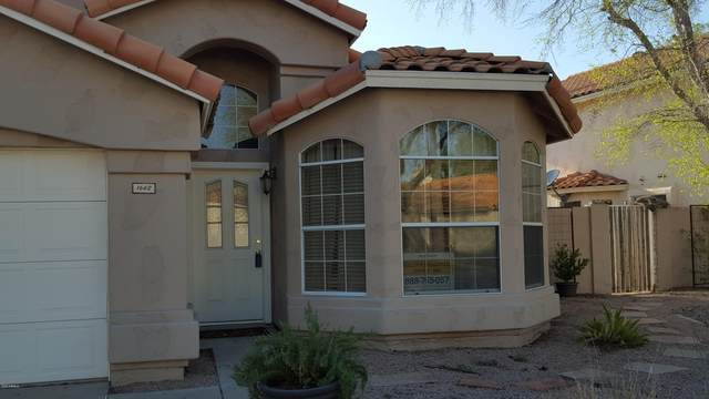 1642 S Sycamore Place, Chandler, AZ 85286 (MLS #6062063) :: Kepple Real Estate Group