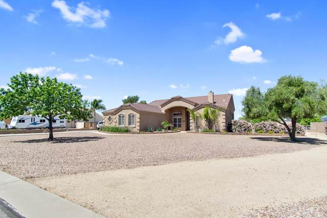 2512 E Arrowhead Trail, Gilbert, AZ 85297 (MLS #6062068) :: Revelation Real Estate