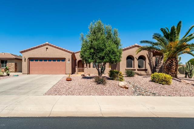 16808 W Sabino Canyon Lane, Surprise, AZ 85387 (MLS #6062078) :: Kepple Real Estate Group