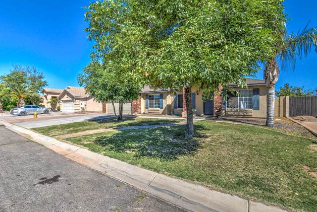 4100 E Meadow Lark Way, San Tan Valley, AZ 85140 (MLS #6062091) :: The Carin Nguyen Team