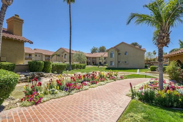 11011 N 92ND Street #2096, Scottsdale, AZ 85260 (MLS #6062098) :: Howe Realty
