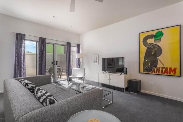 1111 W University Drive #1014, Tempe, AZ 85281 (MLS #6062111) :: Kepple Real Estate Group