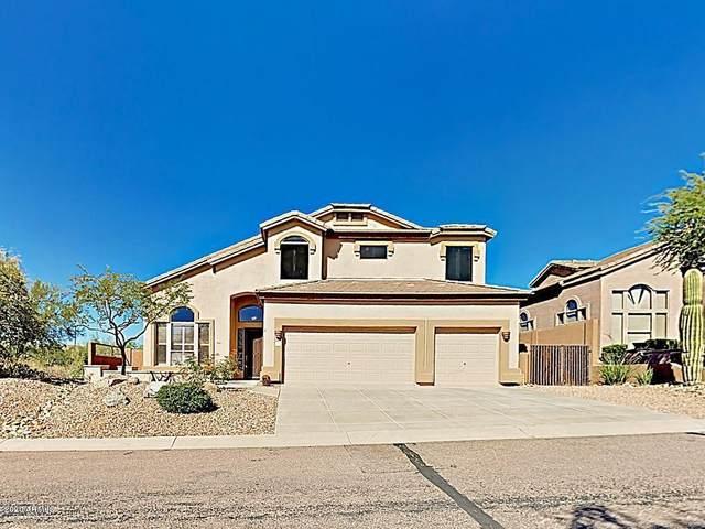 8010 E Sienna Street, Mesa, AZ 85207 (MLS #6062142) :: Nate Martinez Team