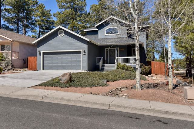 352 W Old Territory Trail, Flagstaff, AZ 86005 (MLS #6062149) :: The Carin Nguyen Team
