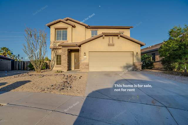 6009 S 15TH Drive, Phoenix, AZ 85041 (MLS #6062156) :: Dijkstra & Co.