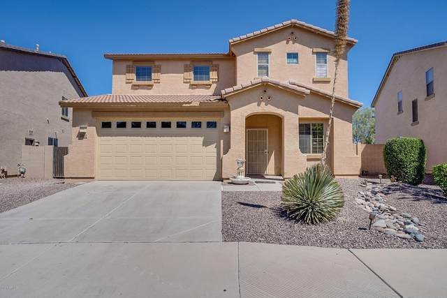 28407 N Desert Native Street, San Tan Valley, AZ 85143 (MLS #6062179) :: The Daniel Montez Real Estate Group