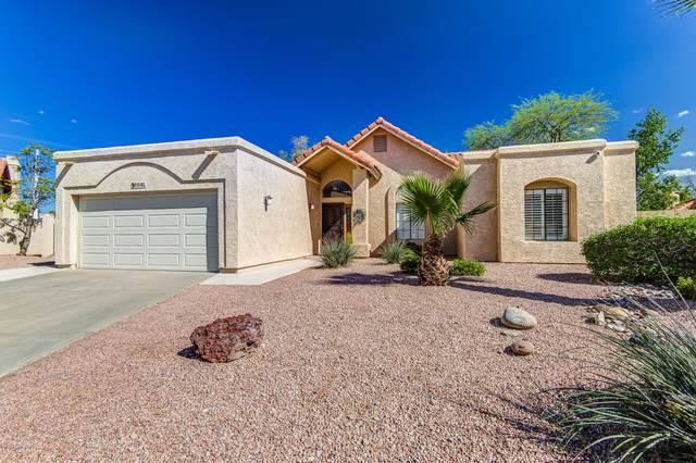 11141 E Cortez Street, Scottsdale, AZ 85259 (MLS #6062185) :: Homehelper Consultants