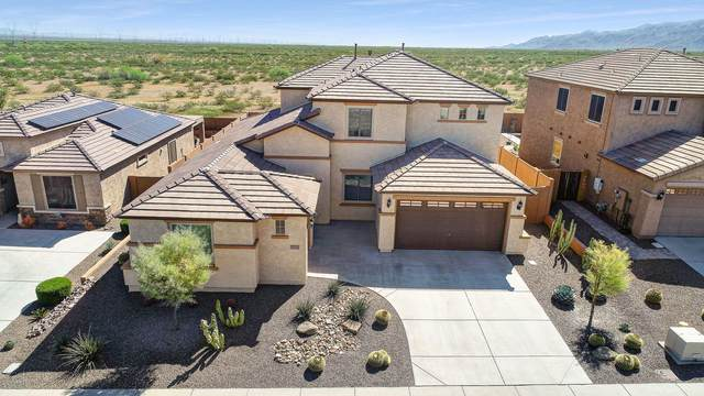 20371 N 259TH Avenue, Buckeye, AZ 85396 (MLS #6062191) :: Homehelper Consultants