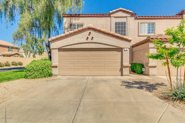 125 S 56TH Street #123, Mesa, AZ 85206 (MLS #6062198) :: The Daniel Montez Real Estate Group