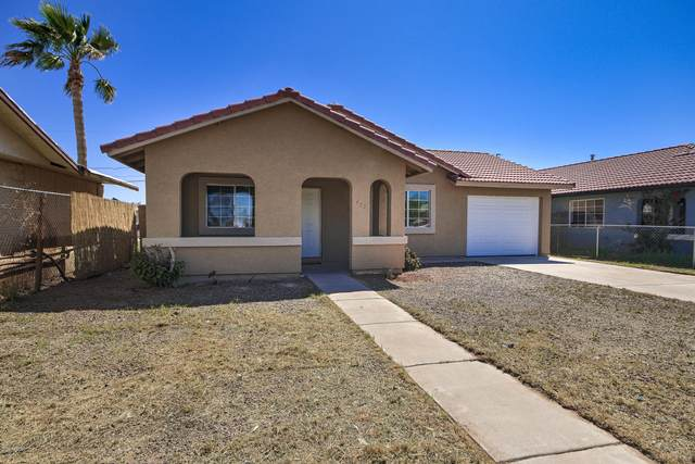 453 W 13TH Street, Casa Grande, AZ 85122 (MLS #6062205) :: The Daniel Montez Real Estate Group