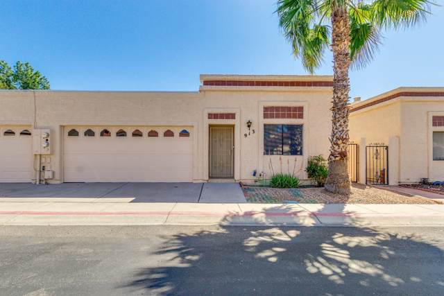 913 E Charleston Avenue, Phoenix, AZ 85022 (MLS #6062232) :: Brett Tanner Home Selling Team