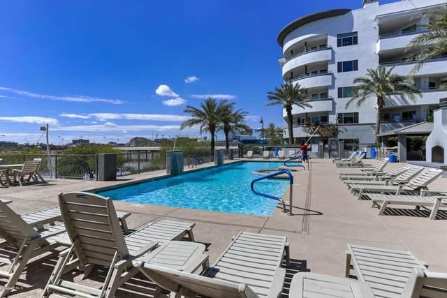 945 E Playa Del Norte Drive #1007, Tempe, AZ 85281 (MLS #6062234) :: Brett Tanner Home Selling Team