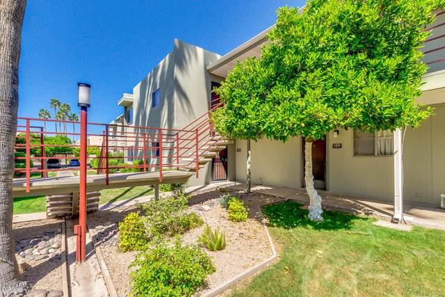 4620 N 68TH Street #161, Scottsdale, AZ 85251 (MLS #6062240) :: The Daniel Montez Real Estate Group
