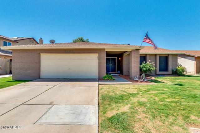 5401 W Riviera Drive, Glendale, AZ 85304 (MLS #6062248) :: Lucido Agency