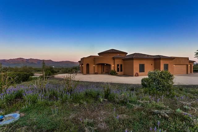 17441 E Barwick Drive, Rio Verde, AZ 85263 (MLS #6062256) :: Lucido Agency