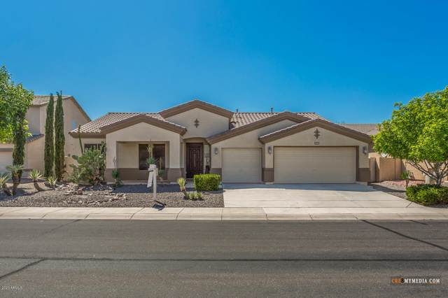 18926 N Stonegate Road, Maricopa, AZ 85138 (MLS #6062283) :: Conway Real Estate