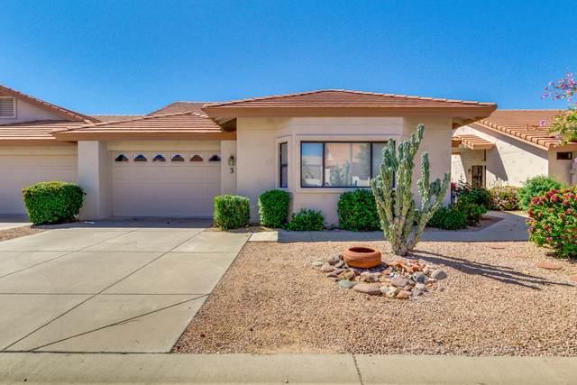 2055 N 56TH Street #3, Mesa, AZ 85215 (MLS #6062305) :: Dave Fernandez Team | HomeSmart