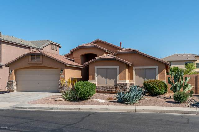 41910 W Frost Drive, Maricopa, AZ 85138 (MLS #6062307) :: Yost Realty Group at RE/MAX Casa Grande