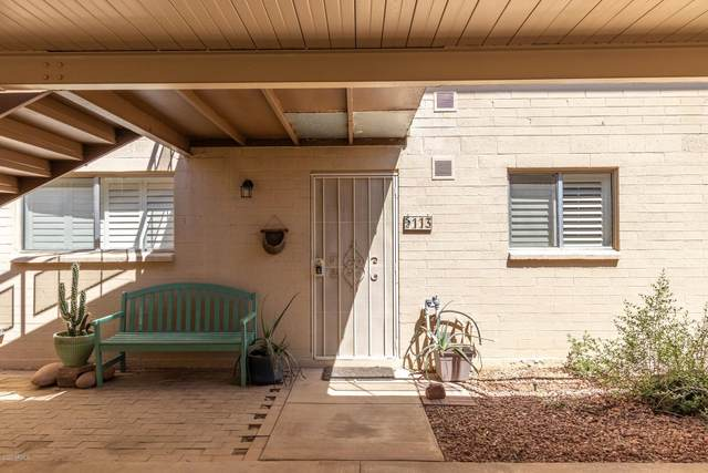 808 N 82ND Street F113, Scottsdale, AZ 85257 (MLS #6062309) :: Kortright Group - West USA Realty