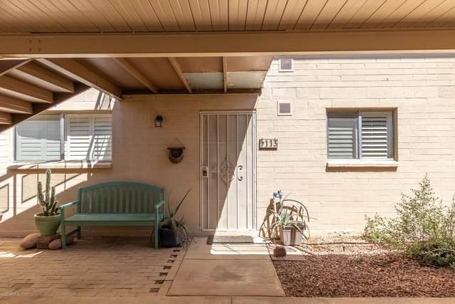 808 N 82ND Street F113, Scottsdale, AZ 85257 (MLS #6062309) :: My Home Group