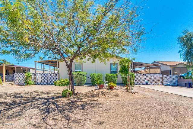 623 S 92ND Street, Mesa, AZ 85208 (MLS #6062328) :: My Home Group