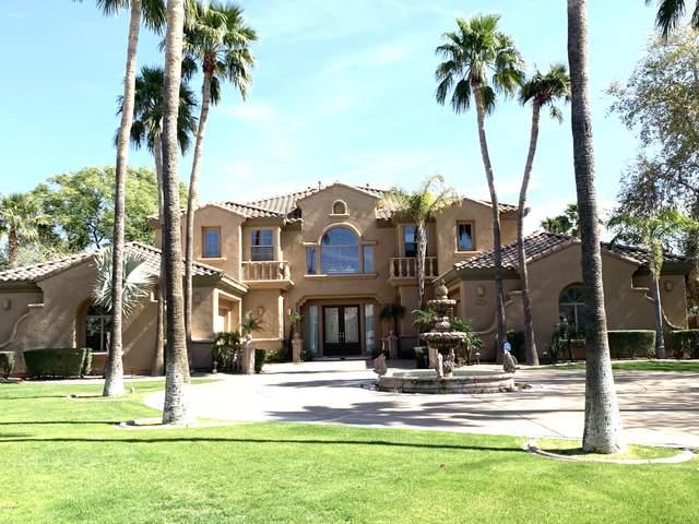 25401 N 45TH Drive N, Phoenix, AZ 85083 (MLS #6062340) :: Lucido Agency
