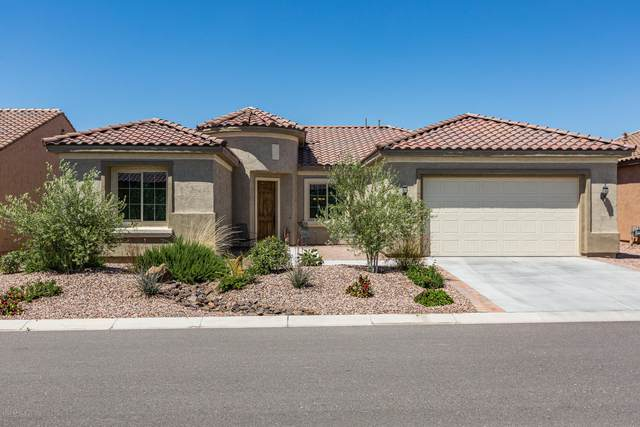 5750 W Willow Way, Florence, AZ 85132 (MLS #6062355) :: Yost Realty Group at RE/MAX Casa Grande
