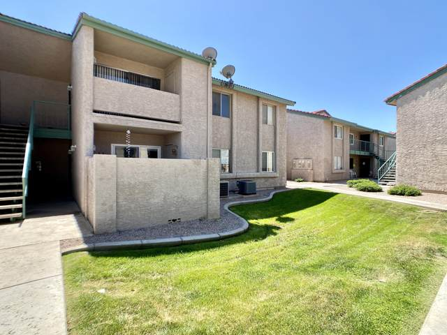 623 W Guadalupe Road #242, Mesa, AZ 85210 (MLS #6062356) :: My Home Group