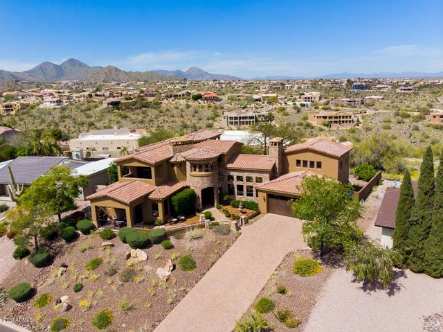 15826 E Burro Drive, Fountain Hills, AZ 85268 (MLS #6062357) :: Openshaw Real Estate Group in partnership with The Jesse Herfel Real Estate Group
