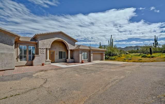 2900 E Lazy Lizard Lane, Cave Creek, AZ 85331 (MLS #6062365) :: Brett Tanner Home Selling Team