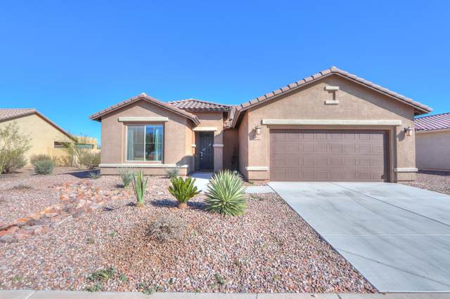 4892 W Picacho Drive, Eloy, AZ 85131 (MLS #6062374) :: Yost Realty Group at RE/MAX Casa Grande