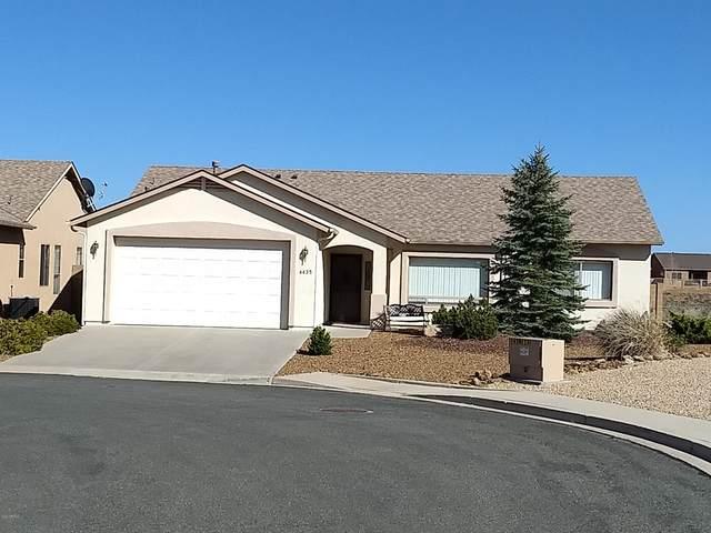 4435 N Harwick Drive, Prescott Valley, AZ 86314 (MLS #6062410) :: Lucido Agency
