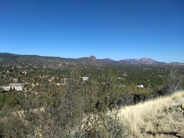 1400 Escalante Drive, Prescott, AZ 86303 (MLS #6062422) :: The Property Partners at eXp Realty