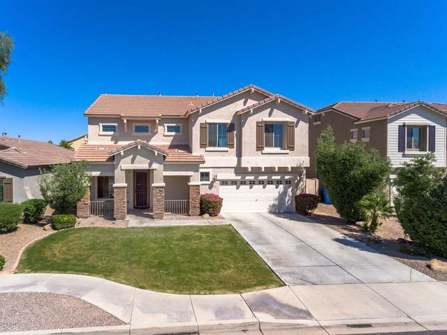 2896 E Trigger Way, Gilbert, AZ 85297 (MLS #6062428) :: Revelation Real Estate